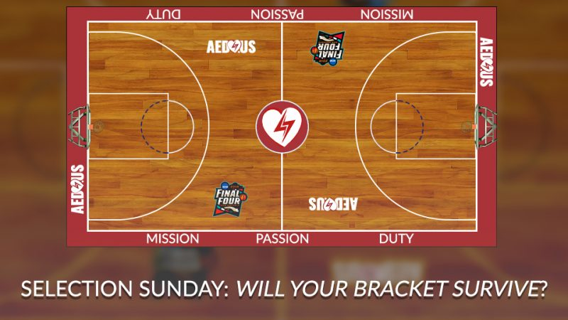 Selection Sunday: Will Your Bracket Survive? - AED.US BLOG