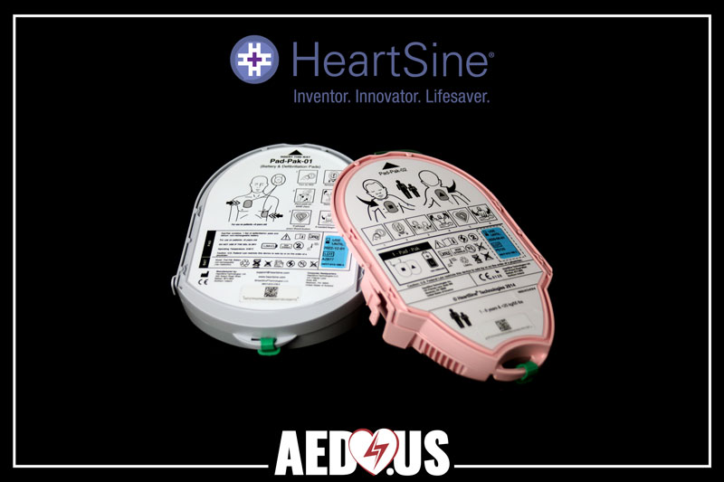 Heartsine Pads Combine Battery and Electrodes With One Expiration Date - AED.US BLOG