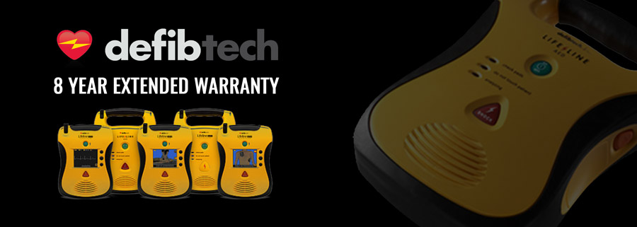 New Warranty on Refurbished Defibtech Lifeline - AED.US BLOG