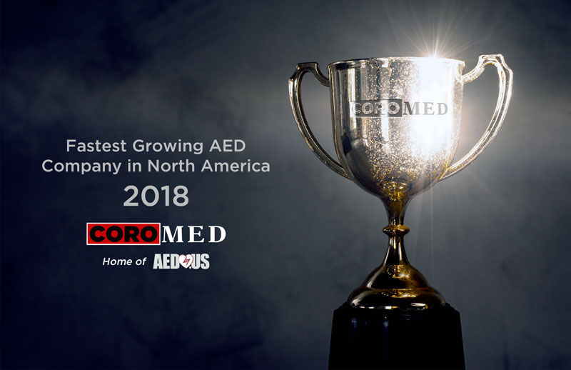 AED.US: 2018 Fastest Growing AED Company in North America - AED.US BLOG