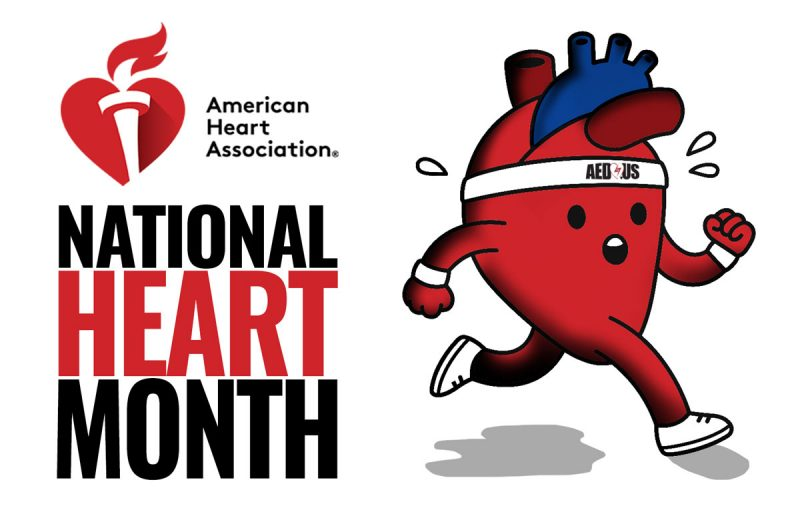 We Have Your Best Interests at Heart - 7 Tips to Keep You Healthy for National Heart Month