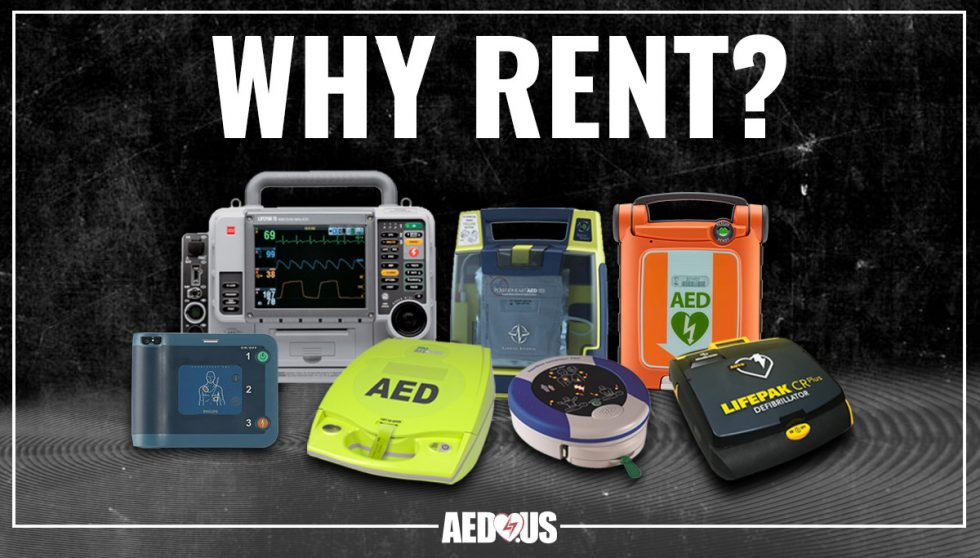 AED.US Rentals 101: Everything you need to know from Short-Term AED Rentals to Renting-To-Own - AED.US BLOG