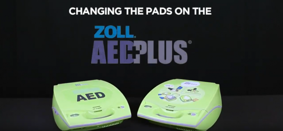 How to Change Pads on the ZOLL AED Plus with Blaire - AED.US BLOG