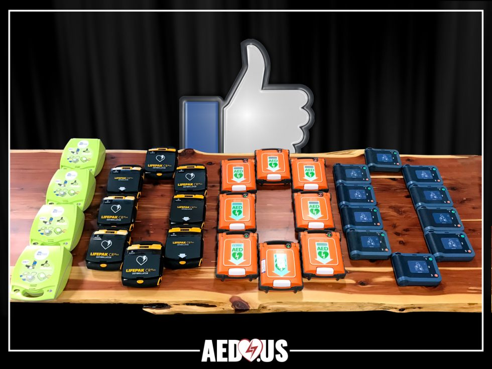 Coro Medical and AED.US Top 1,000 Likes on Facebook - AED.US BLOG