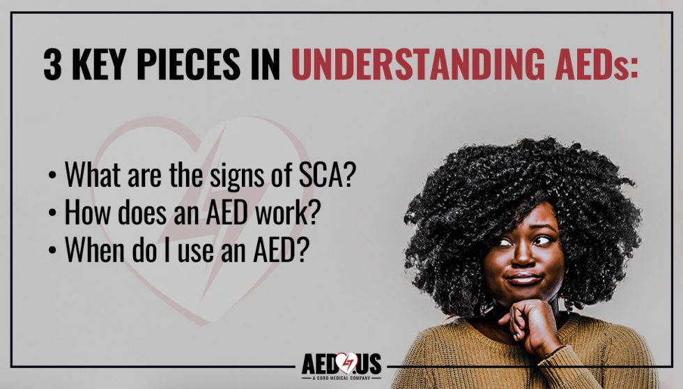 3 Key Pieces in Understanding AEDs - AED.US BLOG