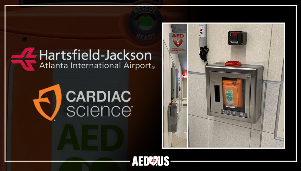 AEDs at Atlanta's Hartsfield-Jackson Airport - AED.US BLOG