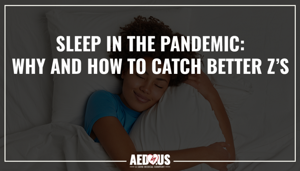 sleep in the pandemic. girl sleeping in bed