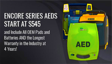 AED.US Has the top AED Brands