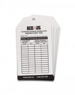 AED.us AED Inspection Tag (5 Pack)