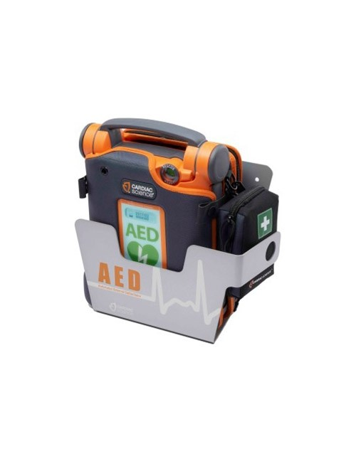 Cardiac Science Wall Mount Sleeve For Aed In Carry Case