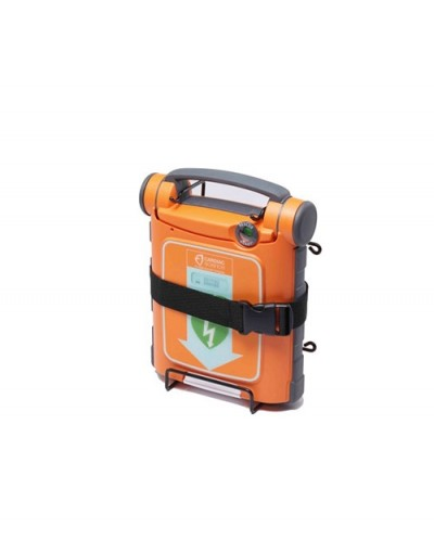 Cardiac Science Powerheart AED Wall Storage Bracket with Belt