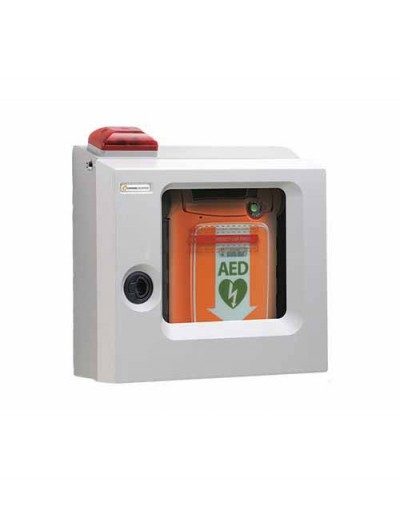 Cardiac Science Powerheart G5 AED Wall Mount Cabinet