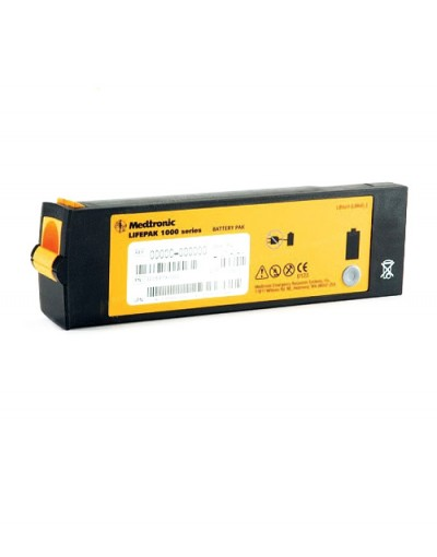 Physio-Control LIFEPAK 1000 Non-Rechargeable Battery