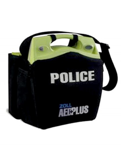 Zoll AED Plus Soft Carrying Case – Police Version