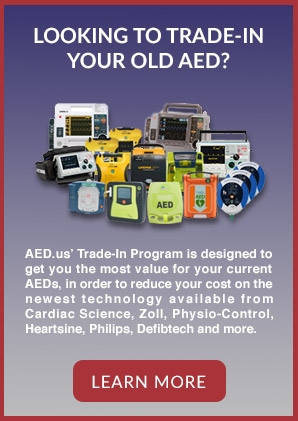 AED.US AED Trade-In Program