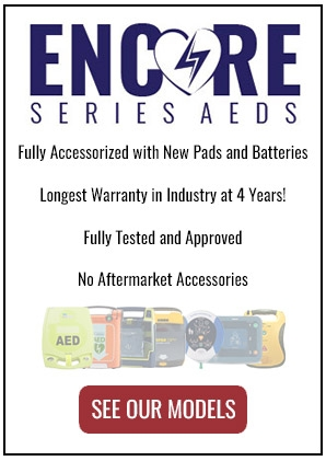 Encore Series AEDs