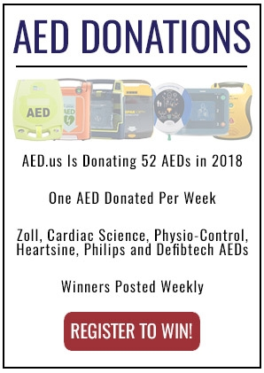 AED DONATIONS