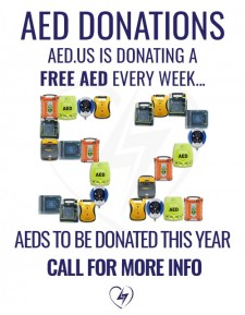 AED.US DONATIONS