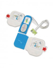 ZOLL CPR-D-PADZ ONE-PIECE ELECTRODE PAD WITH REAL CPR HELP