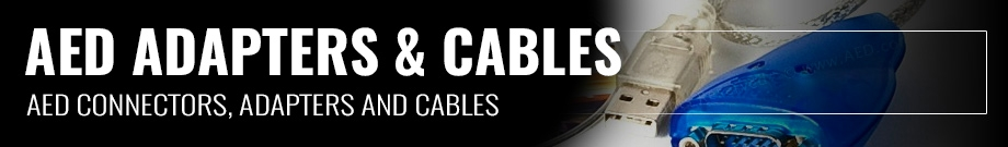 AED ADAPTERS & CABLES