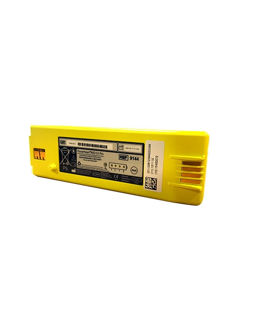 Cardiac Science Powerheart Aed G3 Pro Rechargeable Battery