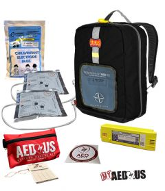 Cardiac Science Powerheart AED G3 Pro First Responder Value Package