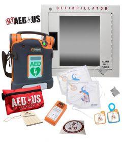 Cardiac Science Powerheart G5 AED Community / Public Access Value Package