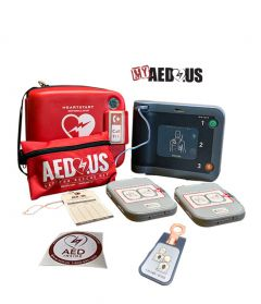 Philips HeartStart FRx AED Aviation Value Package
