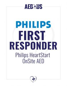 Philips HeartStart OnSite AED First Responder Value Package