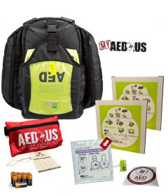 ZOLL AED Plus First Responder Value Package