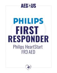 Philips HeartStart FR3 AED First Responder Value Package