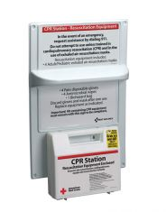 First Aid Only American Red Cross CPR Station