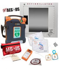 Cardiac Science Powerheart G5 AED Education Value Package