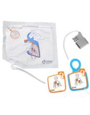 Cardiac Science Powerheart G5 AED Intellisense Pediatric Defibrillation Pads