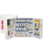 First Aid Only SmartCompliance First Aid Cabinet - 50 Person