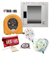 HeartSine Samaritan PAD AED Education Value Package