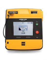 Physio-Control LIFEPAK 1000 Defibrillator Graphical Display - ENCORE SERIES (Refurbished)