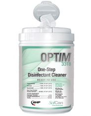 OPTIM 33TB Wipes by SciCan
