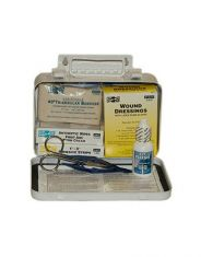 Pac-Kit ANSI #10 Vehicle First Aid Kit - Steel