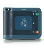 Philips HeartStart FRx AED front view