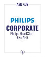 Philips HeartStart FRx AED Corporate Value Package