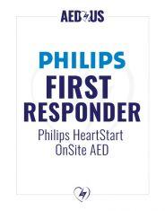 Philips HeartStart OnSite AED First Responder Value Package