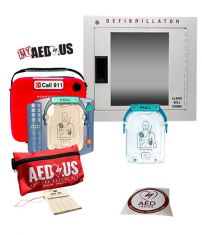 Philips HeartStart OnSite AED Small Business Value Package