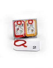 Physio-Control LIFEPAK CR2 AED TRAY, ELECTRODE, TRAINER