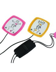 Physio-Control Infant/Child Defibrillation Electrodes