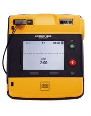 Physio-Control LIFEPAK 1000 Defibrillator ECG Display- ENCORE SERIES (Refurbished)