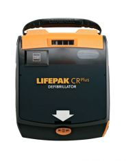 Physio-Control LIFEPAK CR Plus defibrillator front view