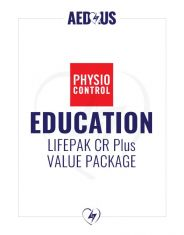 Physio-Control LIFEPAK CR Plus AED Education Value Package