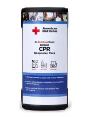Red Cross Deluxe CPR Responder Pack