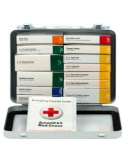 Unitized First Aid Kit, ANSI - 16 Unit
